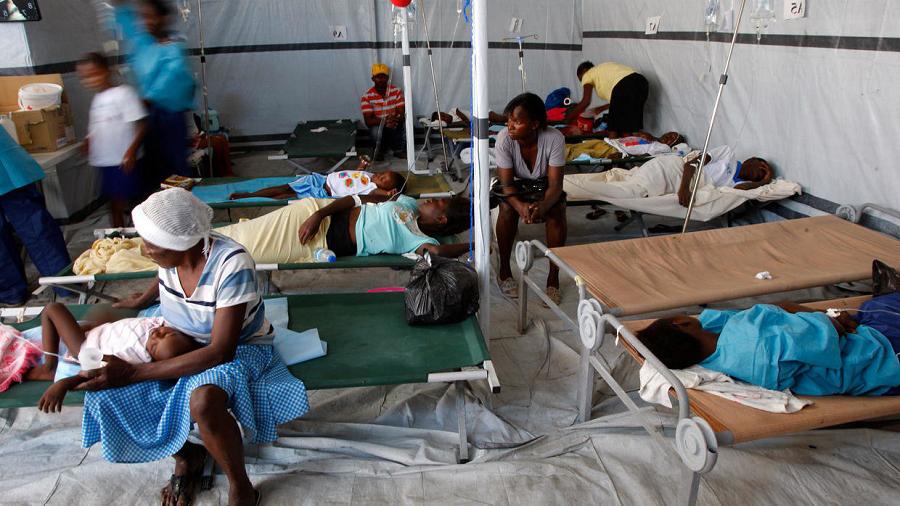 Haïti : une situation toujours critique au niveau médical